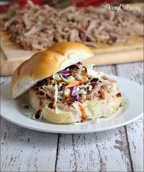 Pulled Pork Sandwiches