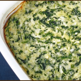 Spinach and Feta Casserole