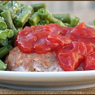 Individual Salsa Turkey Loaves