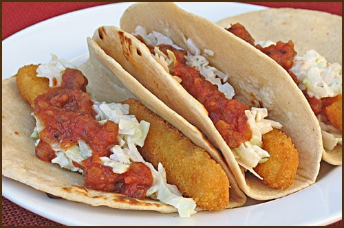 Seafood archives page 6 of 8 belly full for Fish stick tacos