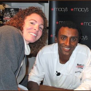 My evening with Master Chef Marcus Samuelsson