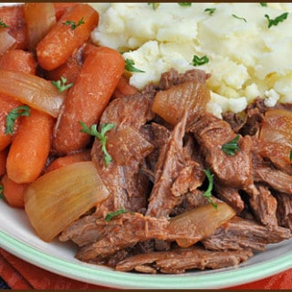 Amy's Slow Cooked Pot Roast