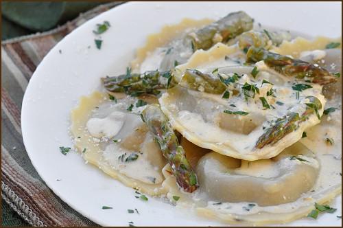 Organic Portobello Mushroom Ravioli - Pasta Prima