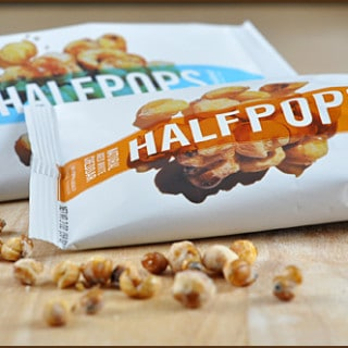 Video: Half Pops, a jingle, and a Giveaway!