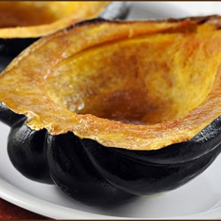 ... stuffed acorn squash a k a acorn squash stuffed with roasted acorn
