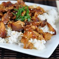 Crock Pot Honey Sesame Chicken   Very Culinary
