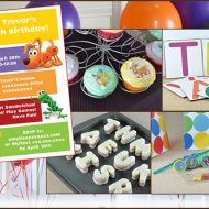 How to Host a Word World Birthday Party | Very Culinary