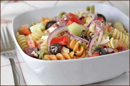 Kraft pasta salad recipe easy