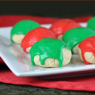 (Christmas) Italian Sugar Cookies