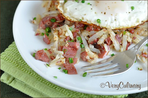 Corned Beef Hash | Very Culinary