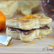 Springtime Nutella Pancake Sandwiches   Very Culinary