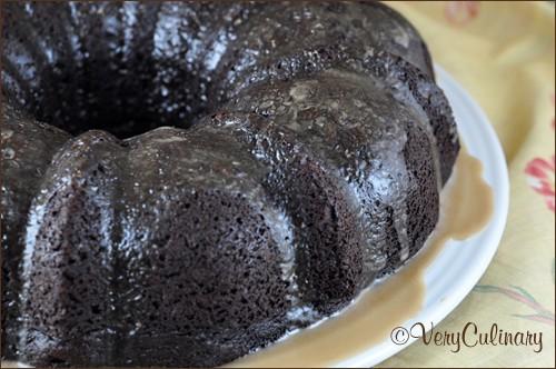 Kahlua Coffee Poke Cake | Very Culinary