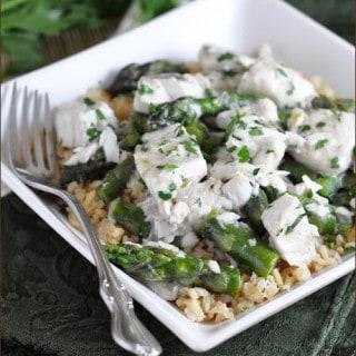 Thai Fish Curry with Asparagus   Very Culinary