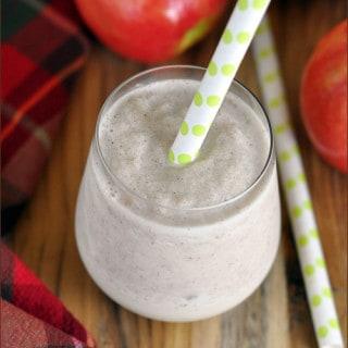 Summer of Smoothies (week 4): Apple Pie Smoothie