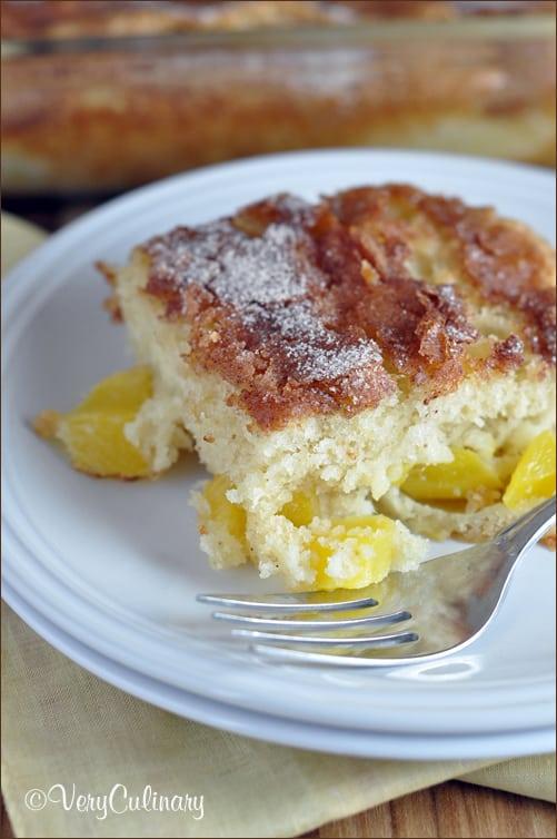 Mango Coffee Cake | Very Culinary