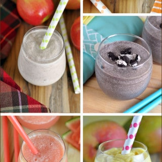 12 Incredible Smoothies and a Vitamix Blender Giveaway!