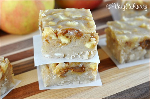 Caramel Apple Pie Fudge | Very Culinary