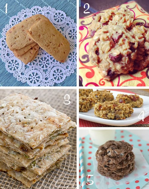 Back-to-School Cookie and Cracker Ideas | Very Culinary