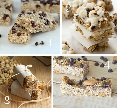 Back-to-School Granola Bar Ideas | Very Culinary