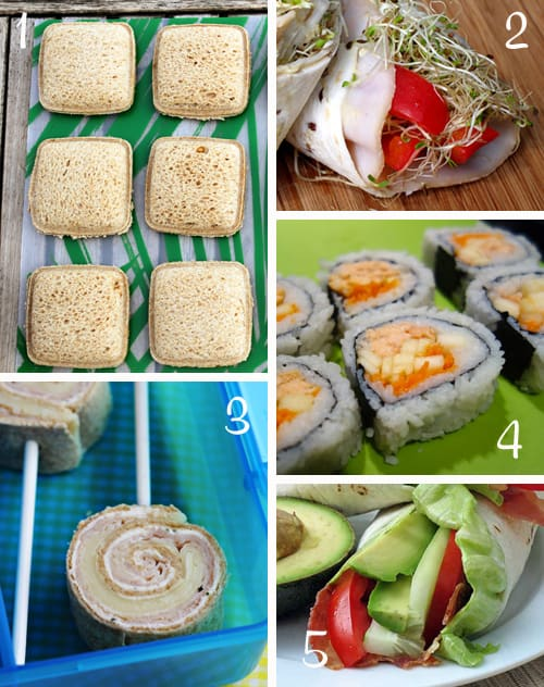 Back-to-School Sandwich and Wrap Ideas | Very Culinary