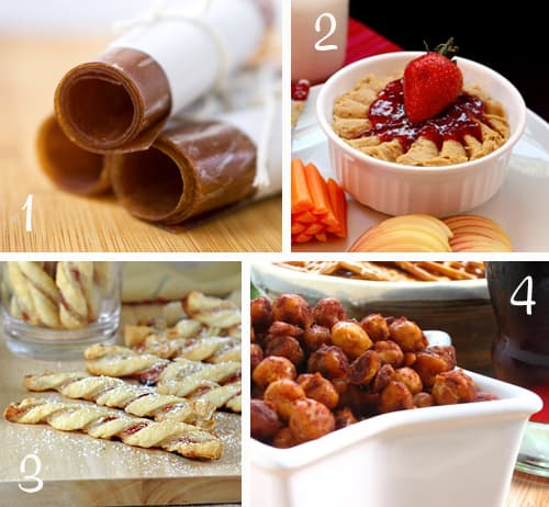 Back-to-School Snack Ideas | Very Culinary