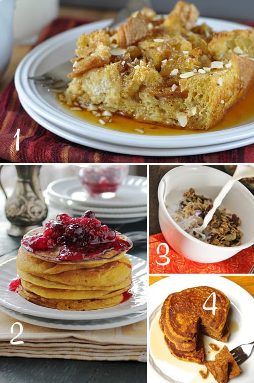 Pumpkin Round-Up (Breakfast)