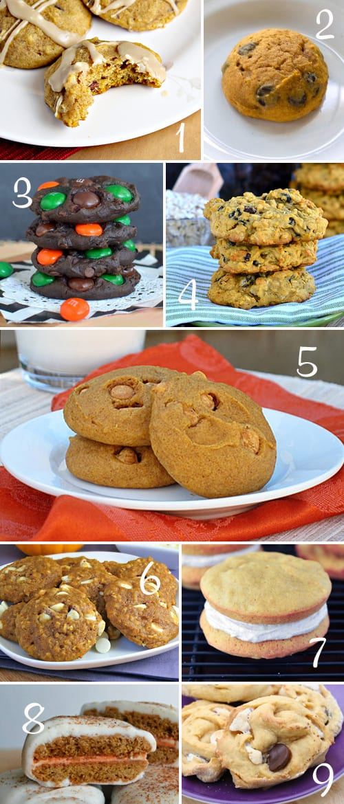 Pumpkin Round-Up (Cookies)