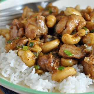 Easy Cashew Chicken | Very Culinary