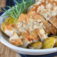 Sautéed Chicken with Creamy Dijon Sauce | Very Culinary