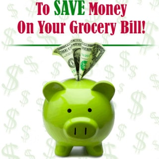 10 Ways To SAVE Money On Your Grocery Bill | Very Culinary