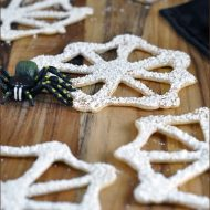 Cobweb Cookies | Very Culinary