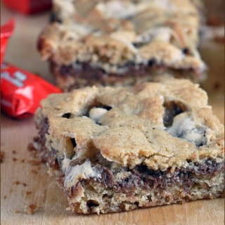 Kit-Kat S'mores Bars from Very Culinary