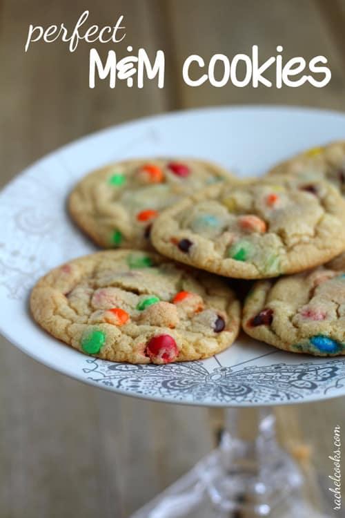 M&M Cookies | Rachel Cooks