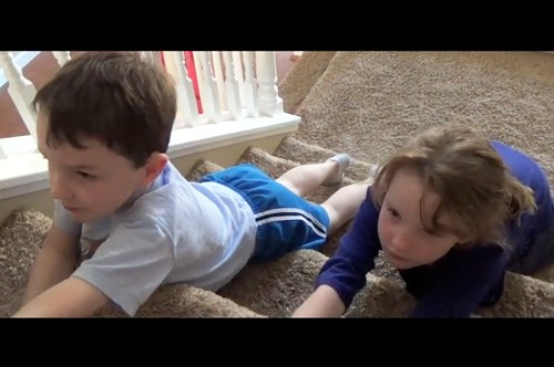 Video: Alien Catchers, Starring my kids | Very Culinary