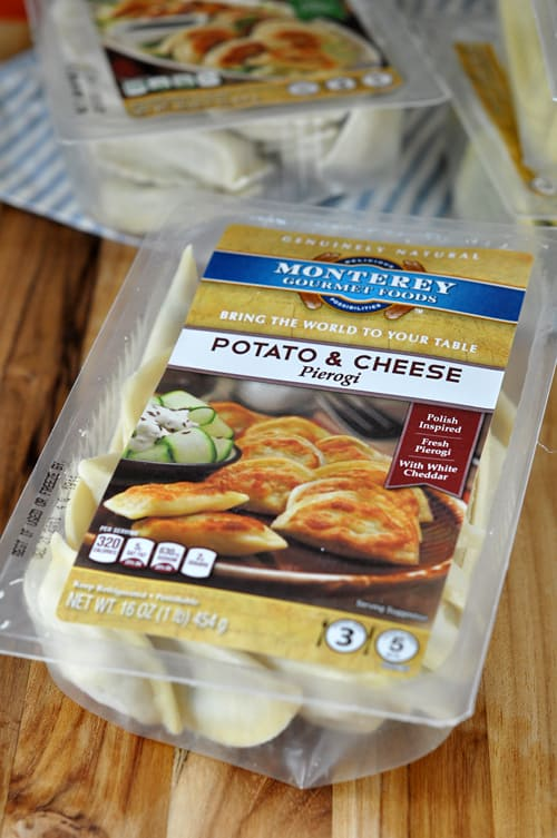 Monterey Gourmet Foods Potato and Cheese Pierogi
