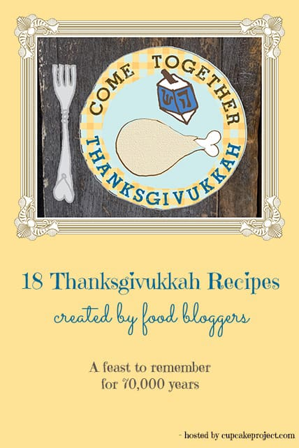 Thanksgivukkah Menu | Very Culinary