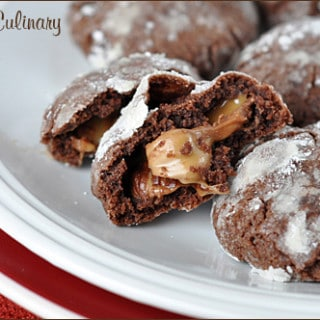 Rolo Cookies | Very Culinary