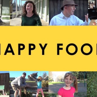 "Video: ""Happy"" Parody (""Happy Food"")"