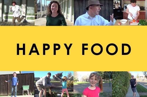 """""""Happy"""" Parody (Happy Food) Video on www.bellyfull.net"""