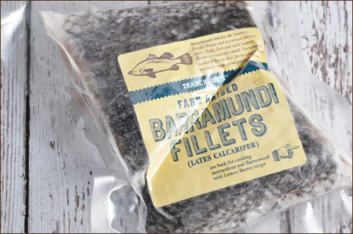 Barramundi Fillets-Trader Joes