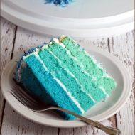 Ombré Cake