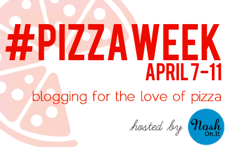 #PizzaWeek Badge