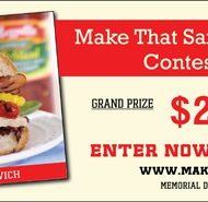 2014 Mezzetta Make That Sandwich Banner