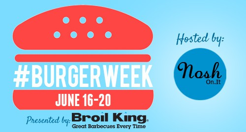 #BurgerWeek Badge
