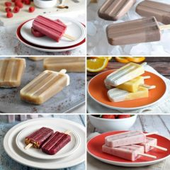 Popsicle Recipes from Very Culinary