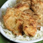 Gluten-Free Fish Fry with a Simple Slaw #glutenfree #fish