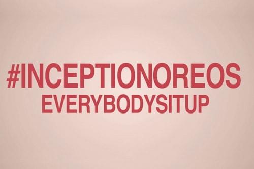 Video: Inception Oreos - a parody of Weird Al's Word Crimes