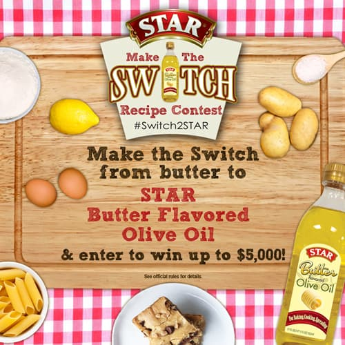 STAR Butter Olive Oil Contest