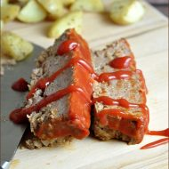 Quick and Easy Meatloaf #meatloaf #easy #recipe #V8VegOut
