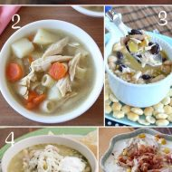 Soup Recipes Using Left Over Thanksgiving Turkey